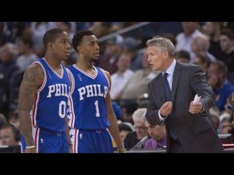 Philadelphia 76ers CEO: Life is pretty good here