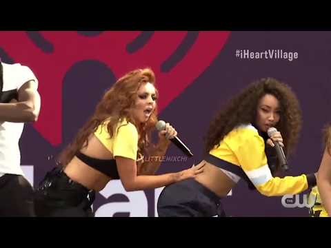 Little Mix - Touch live at iHeartVillage