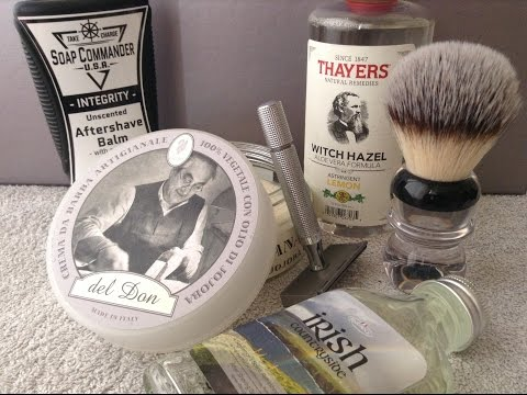 The Ups And Downs Of Wet Shaving