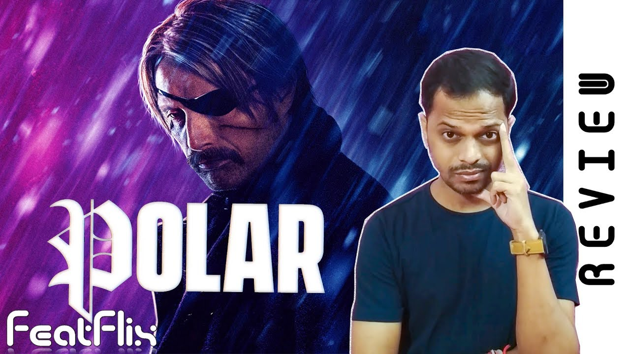 Movie Poster 2019: Polar (2019) Netflix Action, Crime Movie Review In Hindi