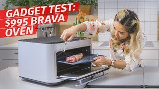 Taking the $995 Brava Countertop Smart Oven For a Spin — The Kitchen Gadget Test Show