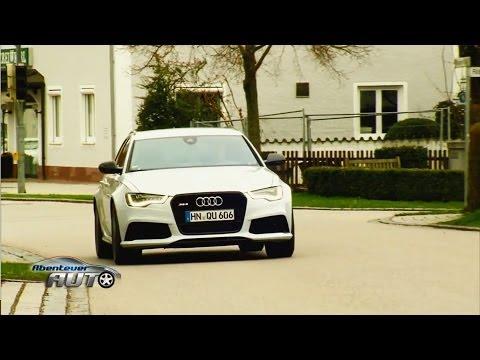 Audi RS 6 Avant im Steck-Check | Abenteuer Auto Classics