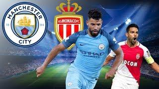 FIFA 17 - Kariéra - Liga mistrů - AS Monaco vs. Manchester City + Facecam !