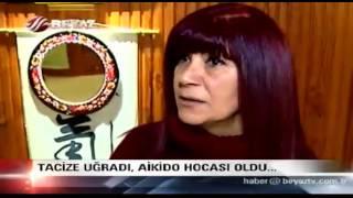 BEYAZ TV .ANA HABER SEVGİ SENSEİ SEVGİ AİKİDO