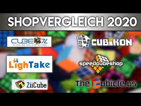 Der große Shopvergleich 2020   6 Zauberwürfelshops im Vergleich