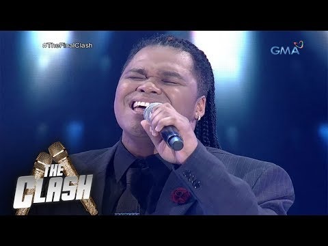 """The Clash: Garrett Bolden owns his rendition of """"All Of Me""""   Top 5"""