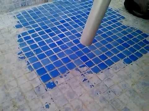 Siler limpieza de sarro en piscinas a detalle  YouTube
