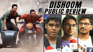 Dishoom PUBLIC REVIEW