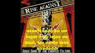 Rise against Paper Wings sub español