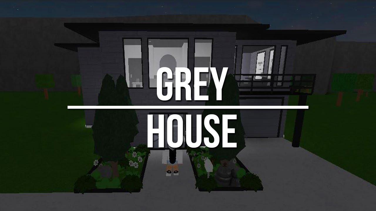 Modern House Family Bloxburg
