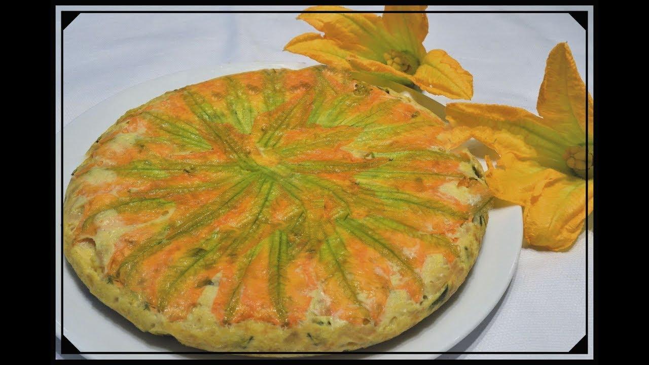 Tortilla de calabac n y cebolla youtube - Tortilla de calabacin y cebolla ...