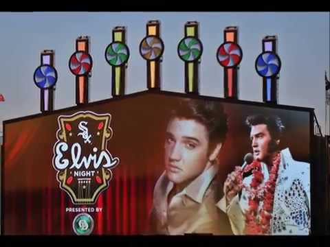 ELVIS NIGHT at Sox August 25, 2017
