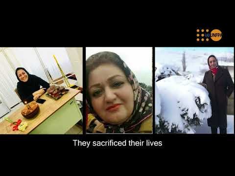 The courage of Iran's midwives: Those who lost their lives to COVID-19