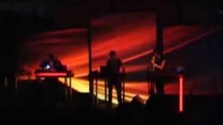 Moderat - Rusty Nails - Live