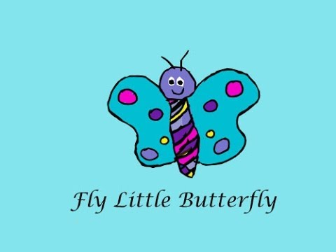 Fly Little Butterfly!