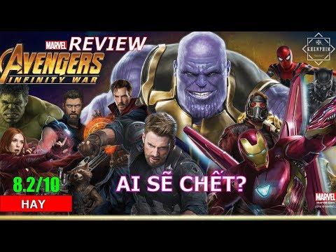 Ai sẽ chết trong phim Avengers: Cuộc Chiến Vô Cực (Infinity War)? - Khen Phim thumbnail