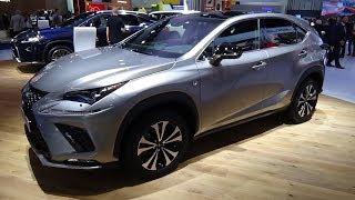 2018 Lexus NX 300h - Exterior and Interior - IAA Frankfurt 2017