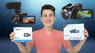 Actinow video camera buy on amazon: http://geni.us/x1wvlyy kit w/mic http://geni.us/xxovp ⏩ side-by-side comparison: 12:5...