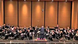 Butler University Wind Ensemble: The Immovable Do by Percy Grainger