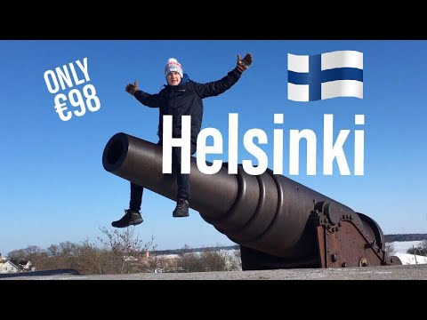 Finland - Helsinki | Europe on a Shoestring | Ep. 19