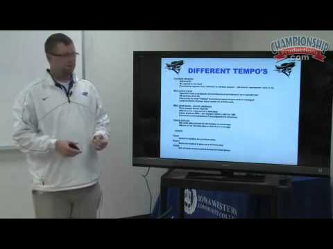 High Tempo No Huddle Offense Installation and Practice