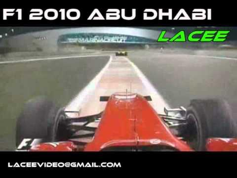 F1 2010 ABU DHABI GP