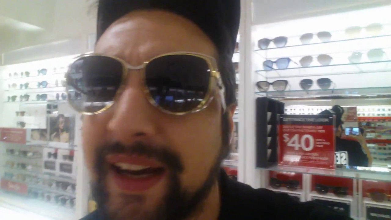 12844be50e The Worst Sunglass Hut Commercial in the History of the World! - YouTube