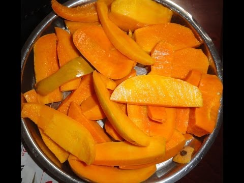 How to cut (& eat) a Indian Alphonso Mango & how to tell when it is ripe. Mp3