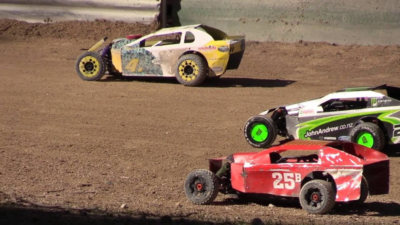 8 Dirt Mod S Winter Series 4th Round Rc Gas Car Racing