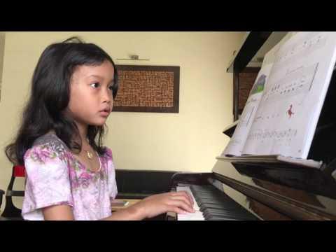 Sarah Jasmin on Piano Gallop, Pony Tutorial