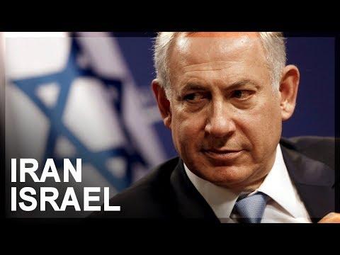 Israeli-Iranian proxy war