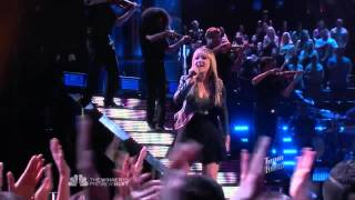 Amber Carrington - Firework - The Voice 4