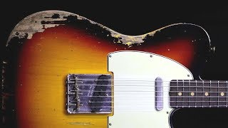 Deep Soulful Ballad Guitar Backing Track Jam in E