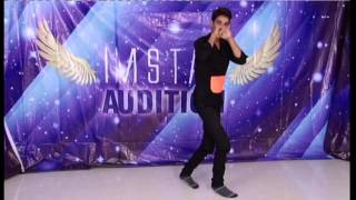 Main Hoon Hero Tera  (Hero Title Song) IMSTAR Audition Deesa Bhavik Mistry CNo 263
