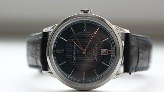 Обзор британских часов James McCabe Heritage Automatic II