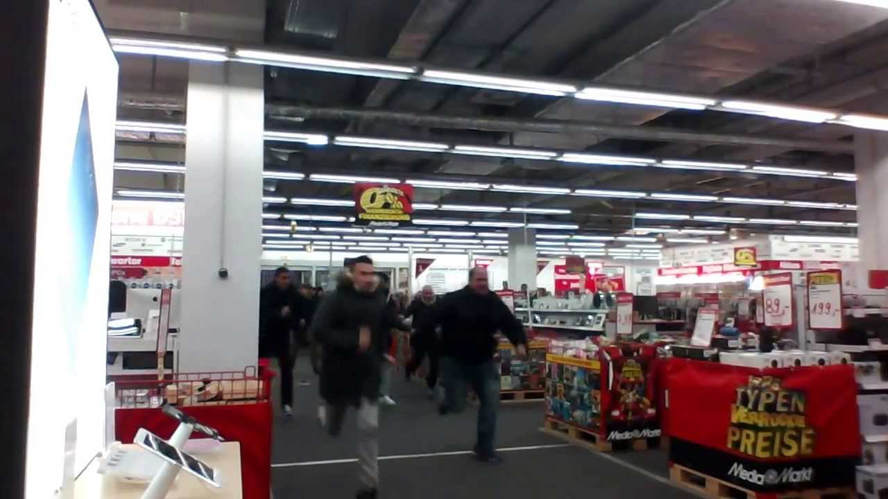 PS4 Launch am 29 11 '13 im Media Markt Rheine  YouTube -> Kuchnia Elektryczna Media Markt