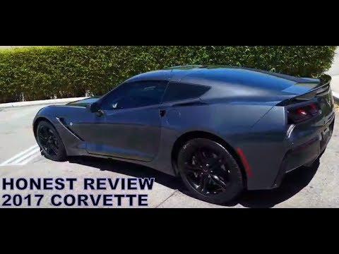 Honest Review 2017 Chevrolet Corvette Stingray What I Like And Dont