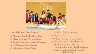 Video [Playlist] OST Cheese in the trap (치즈인더트랩) download MP3, 3GP, MP4, WEBM, AVI, FLV Juli 2018