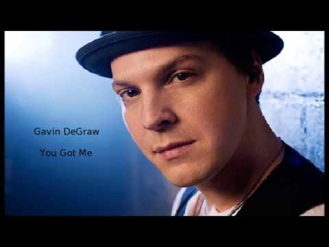 Gavin Degraw - You Got Me (lyrics)