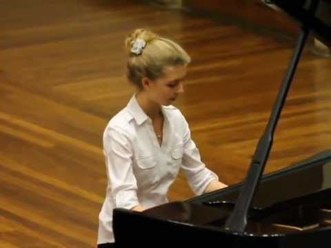 Me playing Firth of Fifth by Genesis at my school piano concert! :)