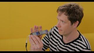 OK Go Sandbox - Sensor Sounds Pt. 2 - Playing Taps With a Compass
