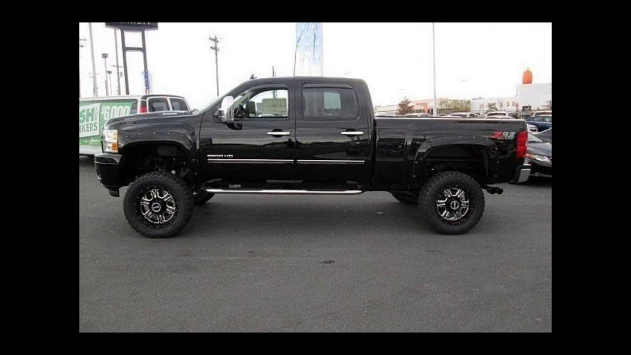 2014 2500 Blacked Out All Chevy