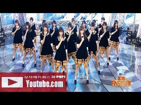 [20151202] 乃木坂46 (Nogizaka46) _ 今、話したい誰かがいる [2015 FNS 歌謡祭] [Live] [HD]