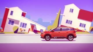 New Citroën C5 Aircross SUV - Grip Control - La Traction Créative