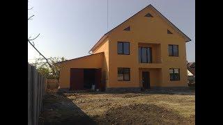 Новый ремонт частного дома 5- часть.  Стройка и отделка дома+ коридор 1 ого этажа