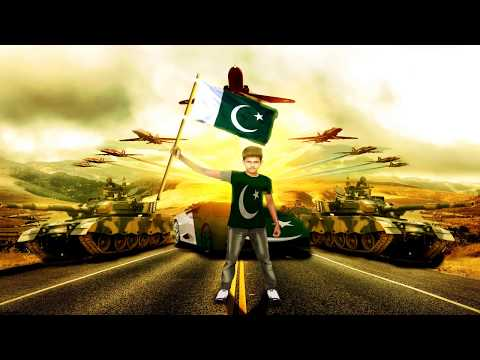 Photo Editing for Pakistan Independence Day 14 August In Photoshop