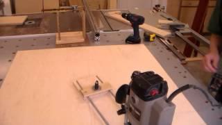 Pub Table Build 02