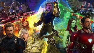 'Avengers: Infinity War' Main Theme (Fan Made by Me!)