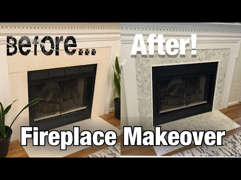 fireplace-makeover-|-diy-home-projects-|-diy-fireplace
