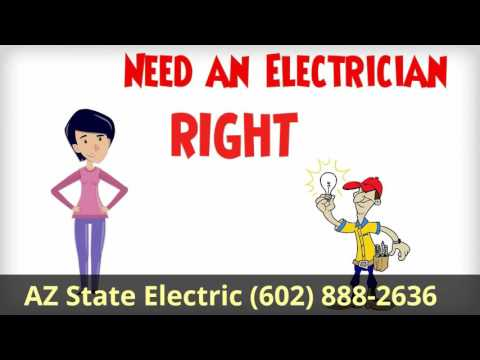 Emergency Electrician Phoenix AZ (602) 888-2636